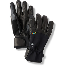 Smartwool Gants de printemps, black